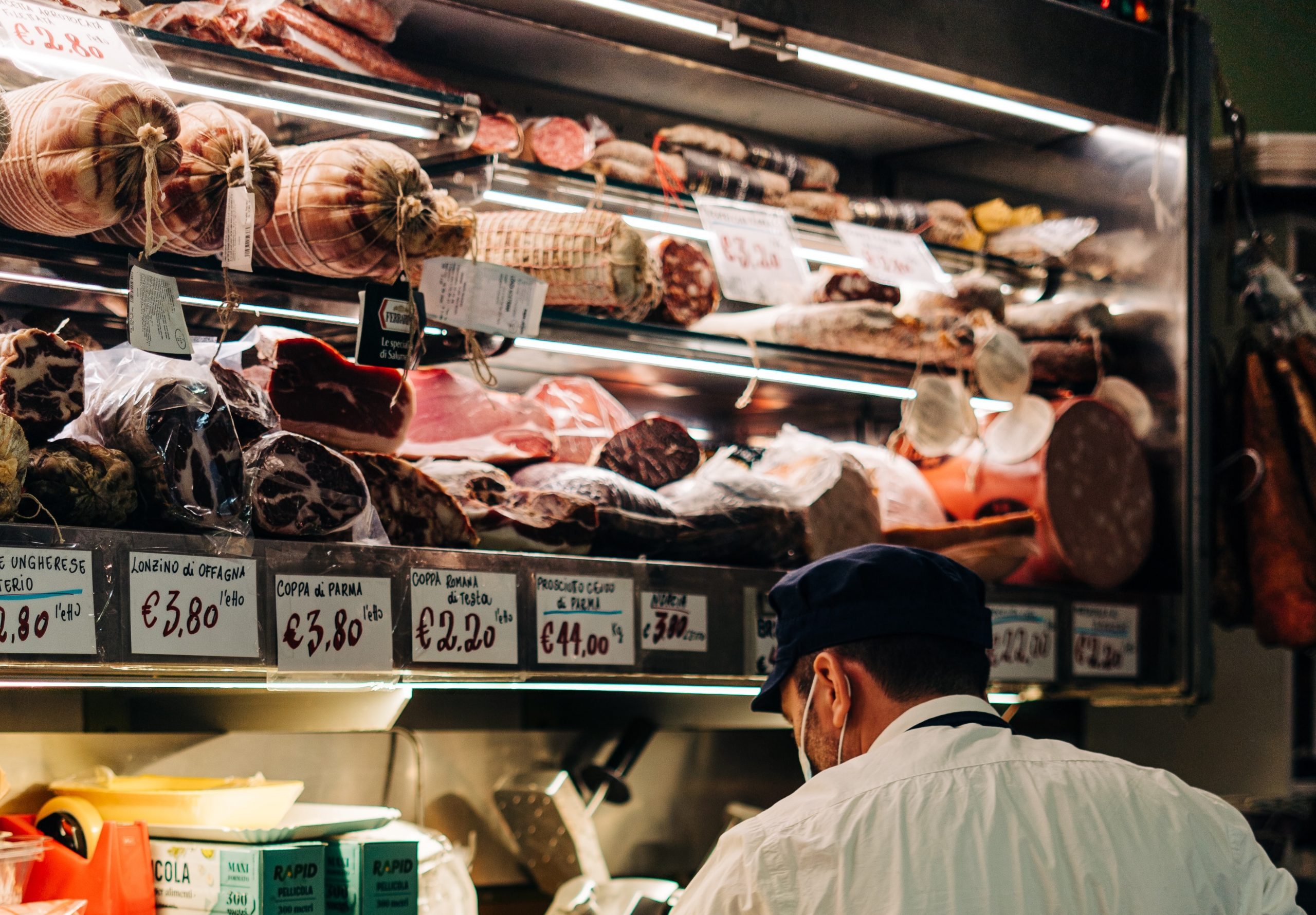 Know Your Food: Prosciutto and Friends